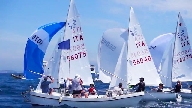 2017 Italian 420 Nationals - Final Day Highlights