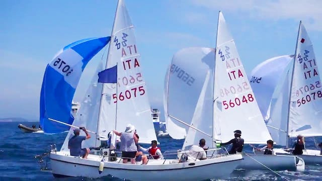 2017 Italian 420 Nationals - Final Da...