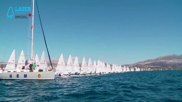 2017 Laser Standard World Championships - Day One