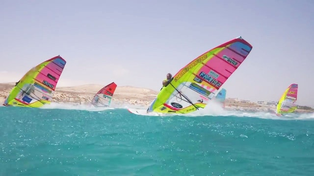 PWA Fuerteventura Grand Slam 2017 - Day Seven