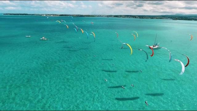 Hydrofoil Pro Tour 2017 - Mauritius - Day 3