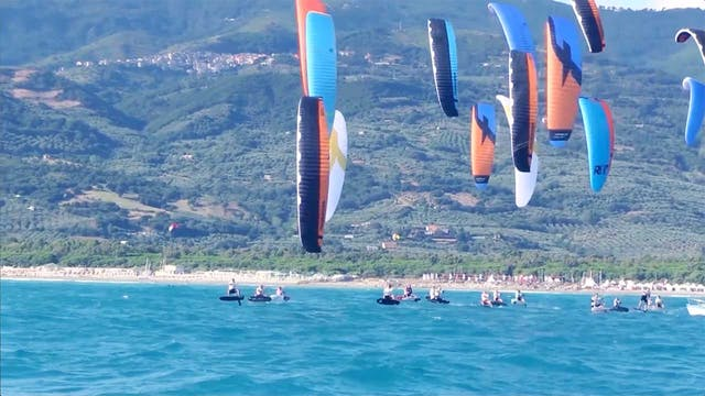 KIteboarding - The Long Road To Toyko