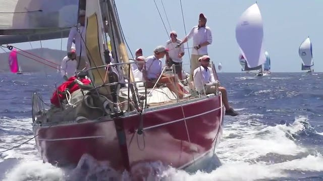 Antigua Sailing Week 2015 - The Final...