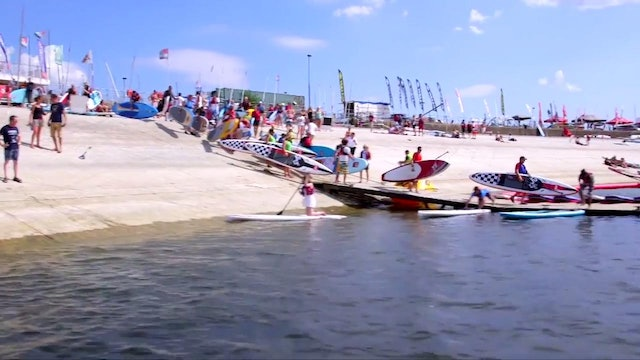SUP Armada 2015 World Record Attempt