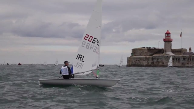 KBC Laser Radial Worlds 2016 - Day 1 Highlights