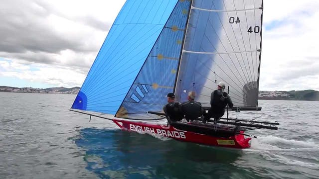 2016 18ft Skiff UK Nationals - Day 2