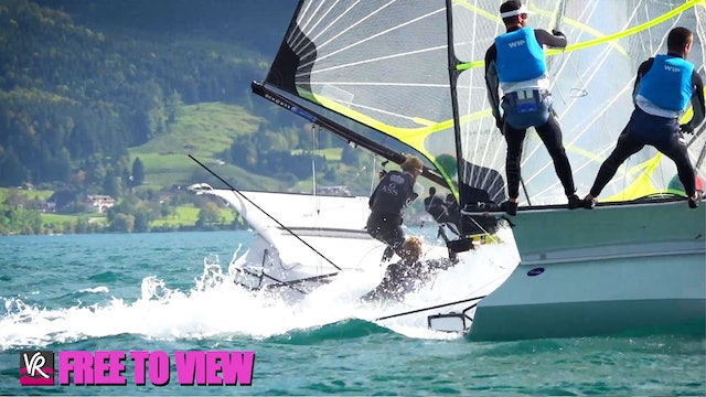 F2V - 49er - 49erFX - Nacra 17 Europeans 2020 - Day Five