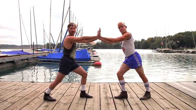 Hanz und Franz - Extreme Fit For Sailing