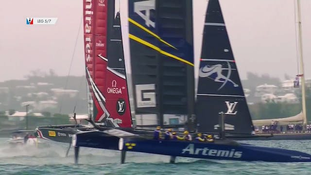 35th America's Cup - 10th June - Chal...