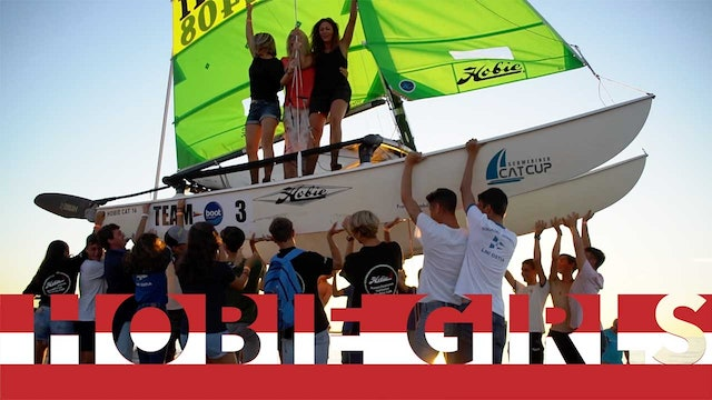 2018 Hobie Multi Europeans - Denmark - The Hobie Girls