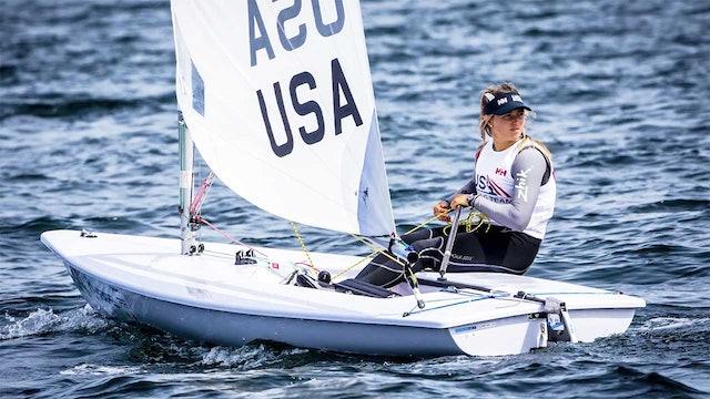 US Sailing - Erika Reineke Rolex Yachtswoman of the Year 2017