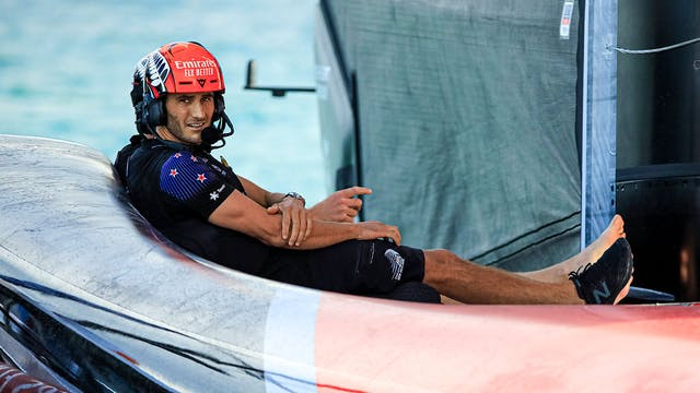 The 36th America's Cup - Day Four
