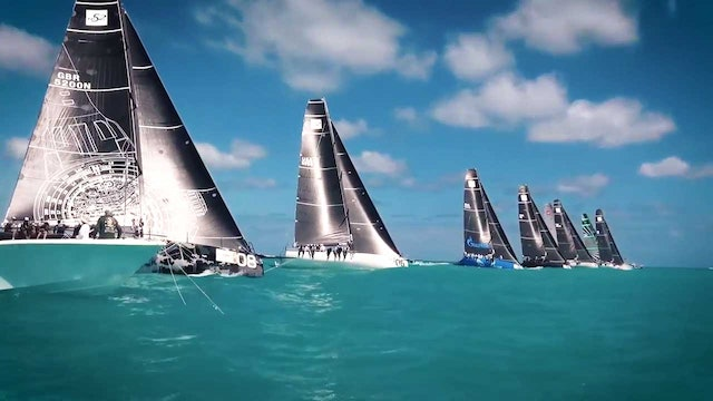 Miami 52 SUPER SERIES Royal Cup 2017 - Day Two