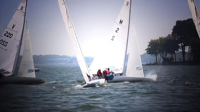 49th Annual E Scow Blue Chip Regatta