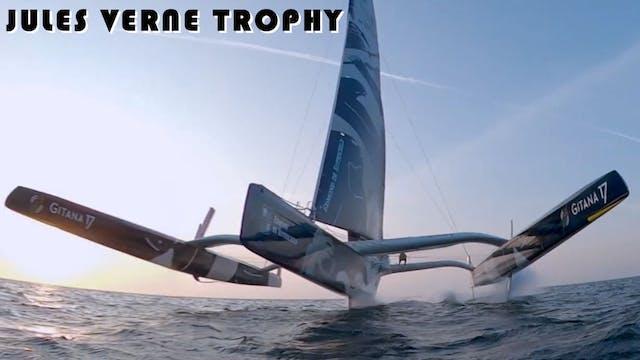 Gitana Team - Jules Verne Trophy - Ar...