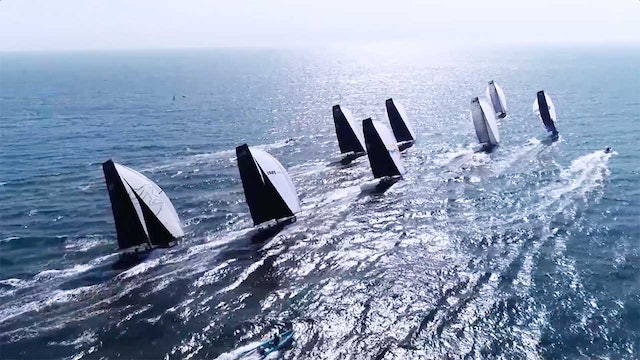 RC44 World Championship 2018 - Day Two