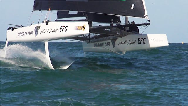 GC32 Oman Cup 2019 - Day Two