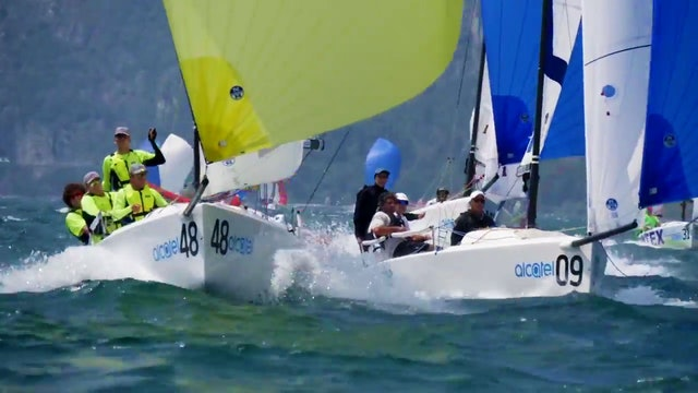 ALCATEL J/70 Cup 2017 Open Italian Nationals - Riva Del Garda - Day Two