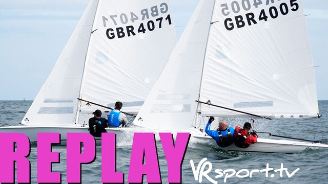 TME - Flying Fifteen World Championship 2019 - Day Four