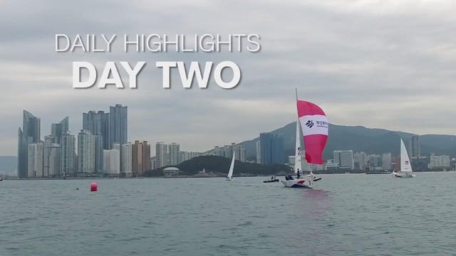 Busan WIM Series 2016 - Day Two