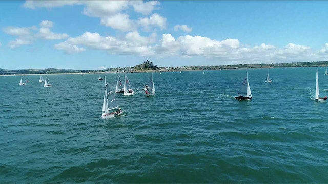 GP14 World Championships 2018 - Mounts Bay