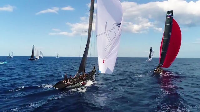 RC44 Porto Cervo Cup - Day One