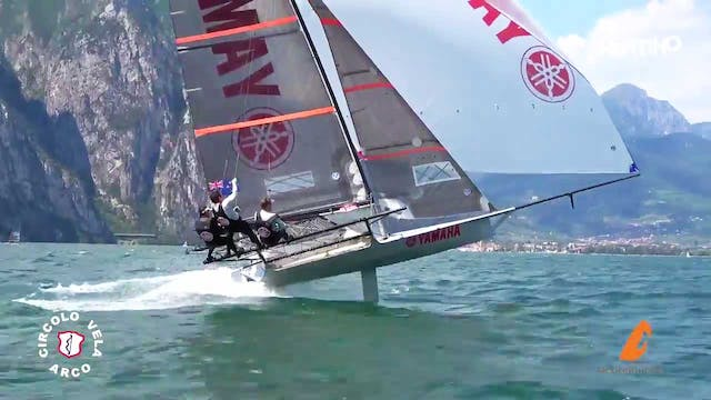 18ft Skiff European Championship 2017