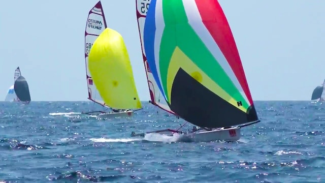 ACO Musto Skiff World Championships - Day 3