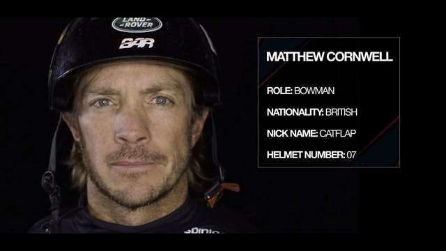 Land Rover BAR - Meet The Team - Matt...