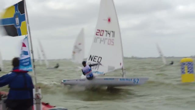 2016 Delta Lloyd Regatta - Round up D...