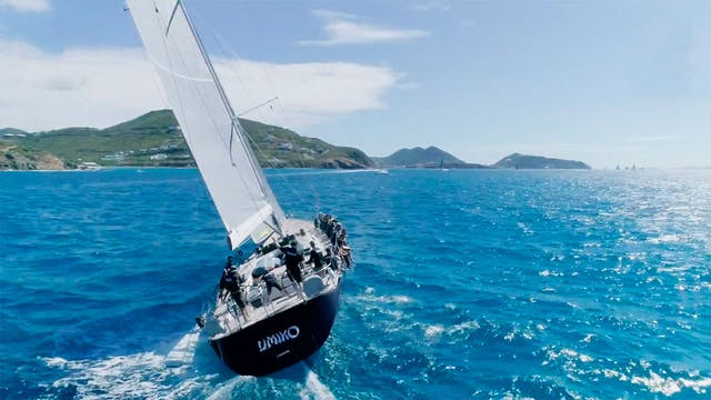 40th St. Maarten Heineken Regatta - D...