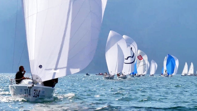J70 Cup 2020 - Malcesine - Act 1