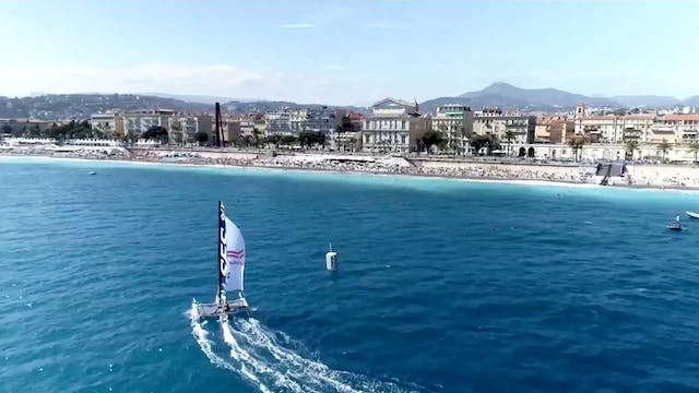 Tour de France a la Voile - Nice - Co...