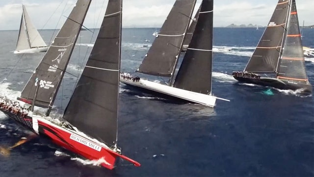Ten Years of Sailing in St Barthélemy