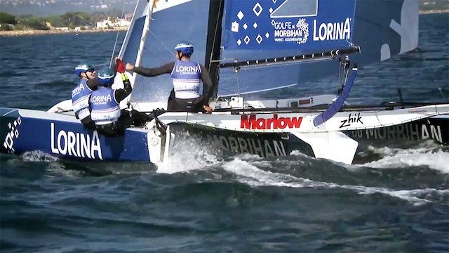 Tour de France a la Voile - Hyeres Wrap Up