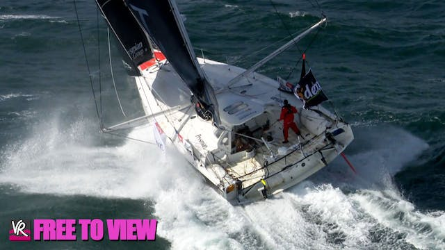 F2V - Vendée Globe 2020 - Day Five