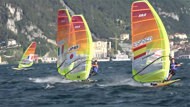 RSX World Championship 2019 - Day One