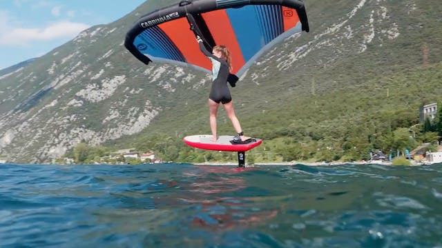 Seven Things You Need For Wingsurfing...