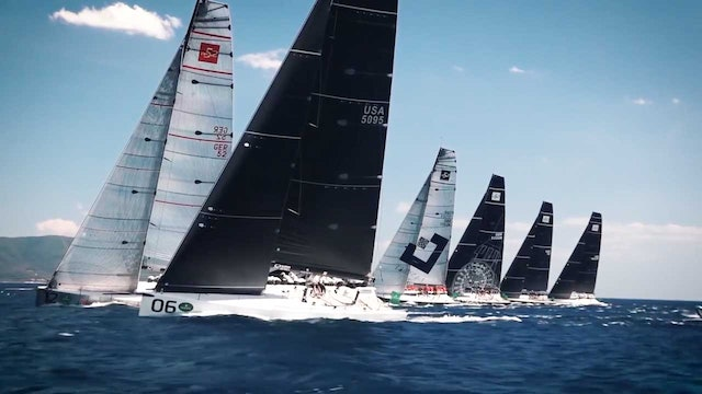 Rolex TP52 World Championship Scarlino 2017 - Day One