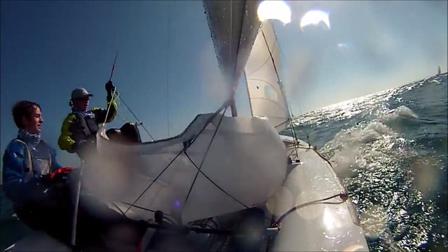 Sailing Team Eklund & Stenman - Best of 420 Sailing 2014