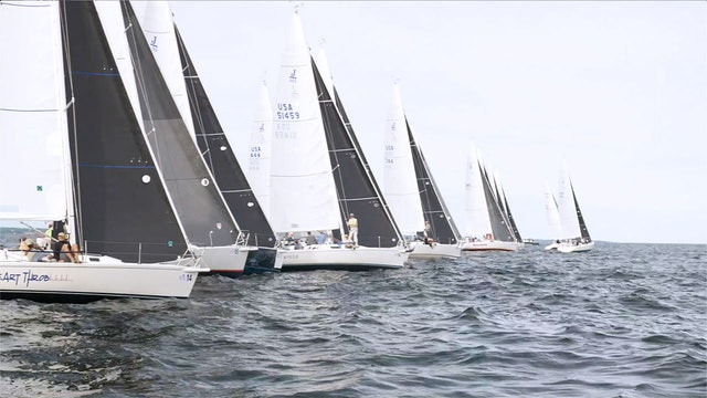 J/105 BVI North American Champs 2019 - Day One