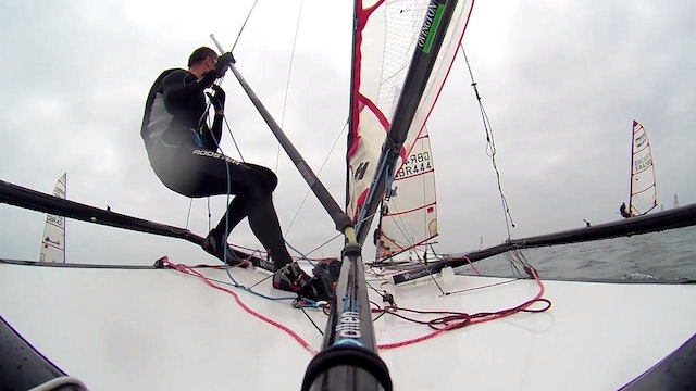 VRsport.tv Race Team - 2016 Musto Skiff Worlds