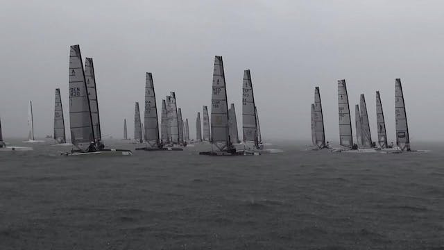 2016 Magic Marine A-Cat Worlds - Day 4