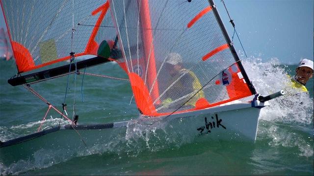 UK 2018 29er Class National & Open Championship - Gold & Silver Fleet