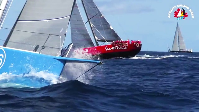 Antigua Sailing Week 2014 - Epic Caribbean Racing - Wrap Up