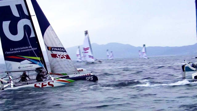 Tour de France a la Voile - Roses, Sp...