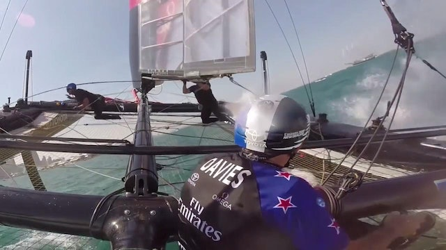 Emirates Team New Zealand - Ray Davies
