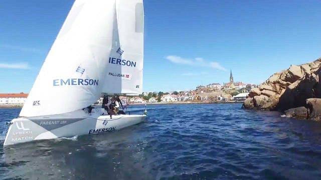 2017 Lysekil WIM Series - Day Three