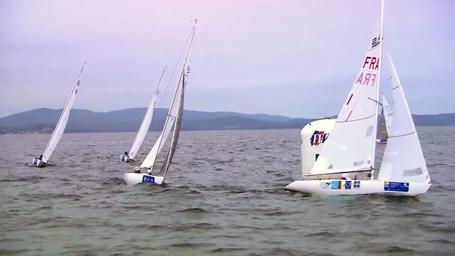 World Sailing SWC - Hyeres 2017 - 2.4...