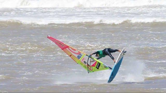 PWA Morocco Windsurf World Cup Day 4